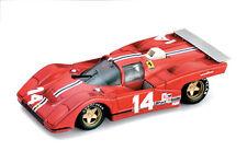 Ferrari 512 M Watkins Glen 1971 1:43 Model BRUMM