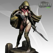 Nocturna Models Shiro Black Sword Royo Artwork Series 70mm unpainted resin kit