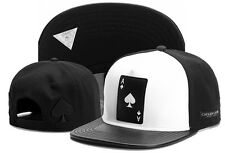 HOT Men Cayler Sons Cap Hip Hop Baseball Snapback Adjustable Bboy Hat Black 296#
