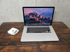 "ULTIMATE 15"" Apple Retina MacBook Pro 2.6ghz i7 / 8GB Ram / 1TB SSD / Office"