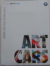 AUTO ART BMW COLLEZIONE 1992 ORIGINALE, premere Pack in Italiano 3.0 CSL m1 z1 635 CSI