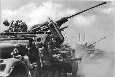 1930s-40s (6 x 4) Repro Ger RP- Tank Halftrack- Panzer Halbkette- AA Gun- Russia