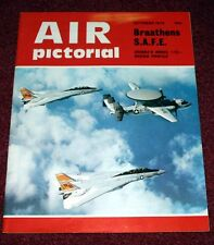 Air Pictorial 1975 October Braathens,Cessna 172,Colerne,Meteor