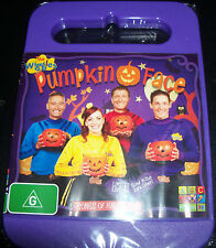 The Wiggles Pumpkin Face (Halloween Songs) (Aust Region 4) DVD - New Sealed