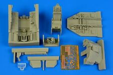 Aires 1/32 Lockheed F-117A Nighthawk cockpit set for Trumpeter kit # 2187