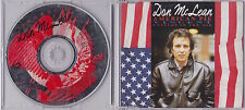 Don McLean - American Pie - Scarce 1991 UK 3 track CD
