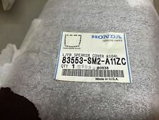 HONDA ACCORD OEM 1990-1993 NEW SPEAKER GRILL ASSEMBLY PART # 83553-SM2-A11ZC