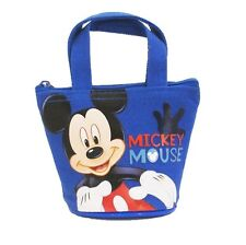 "Disney Mickey Mouse 3"" Blue Coin Purse-Brand New with Tags!!!Mickey Coin Purse"