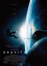 Gravity Repro Film POSTER Port