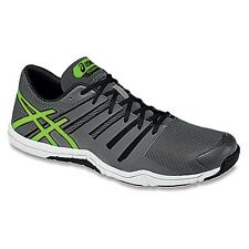 Asics Met-Conviction Mens Sz 10 Training Shoes S604N.9785 Titanium/Green/Black