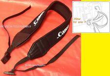 SHOULDER STRAP TO CAMERA CANON SX410 SX400 IS SX400IS SX520HS SX520 SX60 HS