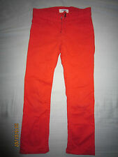 Oshkosh Toddler Girl Red Long Pants (Age 6-7yo) 1pcs