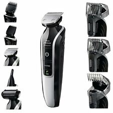 NEW Philips Norelco Multigroom Pro 7500 Body Beard Hair Nose Trimmer All in