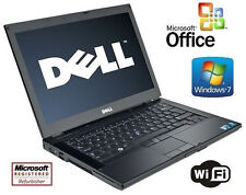 Full Feature DELL LAPTOP QUAD Core i7 8GB RAM 256GB SSD HDD Windows 7 +MS OFFICE