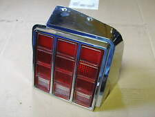 1981 1982 1983 OLDSMOBILE CUTLASS 4 DOOR SEDAN TAIL LIGHT LEFT NICE