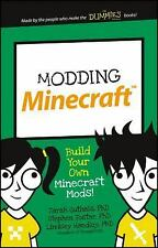 Modding Minecraft: Build Your Own Minecraft Mods! (Dummies Junior) ( Guthals, Sa