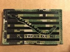 LBT 1781K IR NWU Don't Tread On Me Patch AOR2 SEALs NSW SWCC IR Flag Dont