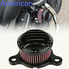 Rough Crafts Air Cleaner Intake Filter System For HD Sportster XL883 1200 88-16