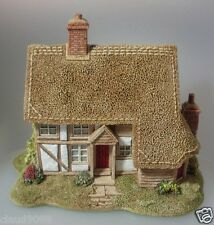 "LILLIPUT LANE ""LEAGRAVE COTTAGE"" 00729 MINT IN BOX 1994 EVENT COTTAGE SIGNED"