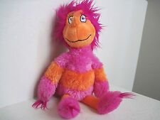 "18"" Kohl Dr Seuss THERES A WOCKET IN MY POCKET Pink PLush Stuffed Animal"