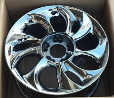 ONE RIM ONLY Traxx TR307 Reflec 16X7J Chrome Rims wheels 5X115/120 NO CENTER CAP