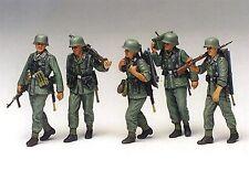Tamiya 1:35 - 35184, Deutsche ametralladora-Crew, WWII, gmkt World of War II