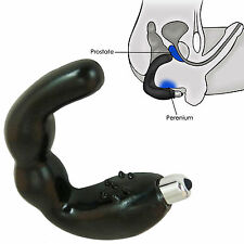 G spot prostatic massage instrument anal stimulate prostate massager men plug