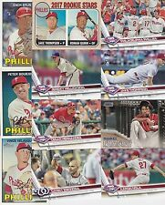 PHILADELPHIA PHILLIES 5000 BASEBALL CARDS A NICE MIX AND FUN TO COLLECT READ