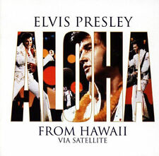 ELVIS PRESLEY ALOHA FROM HAWAII VIA SATELLITE REMASTERED CD NEW