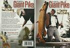 The Hunt for Giant Pike Fishing with Larry Dahlberg Tactics Strategies DVD NEW