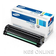 Samsung Genuine MLTD104S BLACK Toner for ML-1665/ML-1860/ML-1865W/SCX-3200 D104