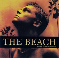THE BEACH - MOTION PICTURE SOUNDTRACK / CD - TOP-ZUSTAND