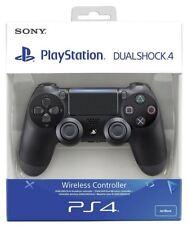 PS4 DualShock 4 Joystick Nero V2 NUOVO SIGILLATO UFFICIALE