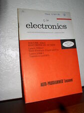Electronics: Electrons in Action #2336-5;Static Electricity/Transistors(1985,PB)