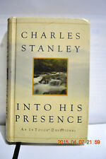 INTO HIS PRESENCE by Charles Stanley #0005