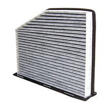 HQRP Filtro de aire de carbón activado de cabina para VW 1K0819644B / 1K0819653A