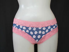 55% off! AUTH ViCToRia's SeCReT LACE WAIST TRIM CHEEKY PANTY XSMALL $10.5
