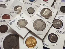 US Barber Coin Collection Estate Lot-Old-Dollar-Set-Silver-Proof-Gold-Platinum