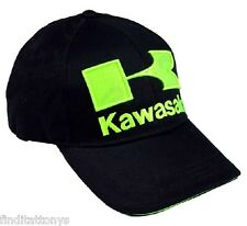KAWASAKI Moto GP Motorcycle Motorbike Baseball Cap Hat Yamaha 3D Embroidered