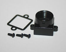 Board Lens Holder in Metal with screws and gasket - 20mm hole spacing.
