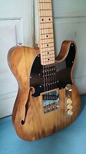 custom thinline telecaster nashville fender squier