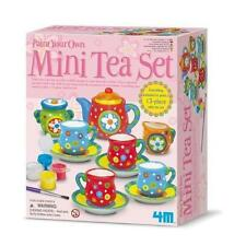 4M Paint Your Own Mini Tea Set New. IN SEALED BOX. BEST PRICE ON EBAY