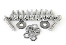 Ford CVH Stainless Rocker Bolt Kit RS TURBO XR3i ESCORT