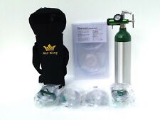 Aviation Aircraft Oxygen System AirKing Portable Emergency System New