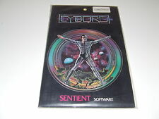 CYBORG by SENTIENT COMMODORE C64 COMPUTER NEW OLD STOCK CONDITION