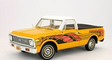 CHEVROLET CST-10 FLEETSIDE PICKUP 1972 GOLD HIGHWAY51 50879 1/18 HIGHWAY 61