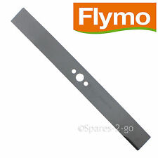 FLYMO Lawnmower Blade 38cm L38 Genuine Metal Cutter Lawn Mower Spare Part