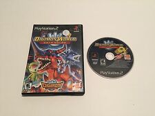 Digimon World: Data Squad - Playstation 2 -  In Box - No Manua l- PS2