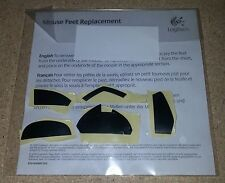 Genuine Logitech Wireless G602 Replacement Mouse Feet