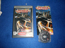 GIOCO UMD PLAYSTATION PORTABLE NEED FOR SPEED CARBON OWEN THE CITY - PSP